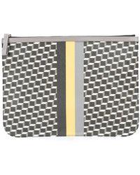 Pierre Hardy - Geometric Clutch Bag - Lyst