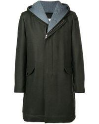 Stephan Schneider - Zip-front Hooded Coat - Lyst