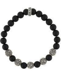 King Baby Studio - Stingray Beaded Bracelet - Lyst