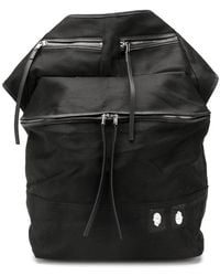 b2c9276b56 Lyst - Issey Miyake Oversized Messenger Bag in Black for Men