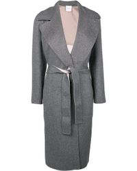 Agnona - Cashmere Belted Coat - Lyst