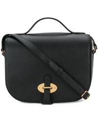 Mulberry - Flip Lock Shoulder Bag - Lyst