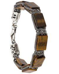 Emanuele Bicocchi - Armband mit Perlen - Lyst