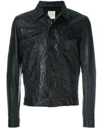 Zadig & Voltaire - Wrinkled Jacket - Lyst