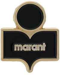 Isabel Marant - Delicate Logo Pin - Lyst