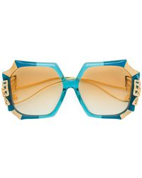 Anna Karin Karlsson - Butterfly Embellished Sunglasses - Lyst