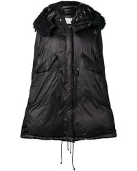 Sacai - Padded Winter Coat - Lyst