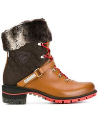 Rossignol - Megeve Laced Boots - Lyst