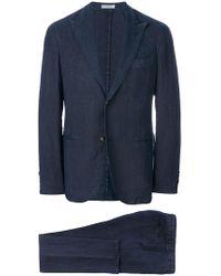 Boglioli - Classic Straight-fit Suit - Lyst