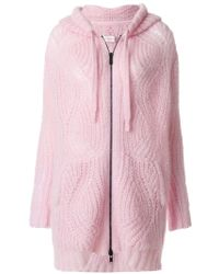A.F.Vandevorst - Zip Up Cardigan - Lyst