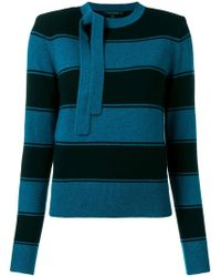 Marc Jacobs - Horizontal Stripe Sweater - Lyst