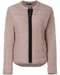 Belstaff - Hamford Quilted Down Jacket - Lyst