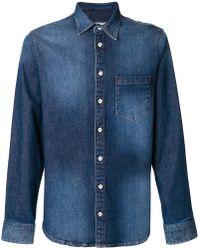 Zadig & Voltaire - Denim Shirt - Lyst