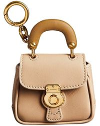 Burberry - The Dk88 Charm - Lyst