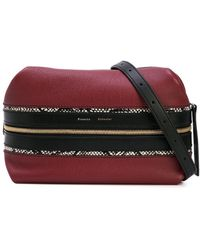 Proenza Schouler Large Zipped Belt Bag - Black