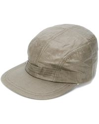 Engineered Garments - Fieldcap Olive Linen/flax - Lyst