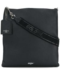 Golden Goose Deluxe Brand - Squared Logo Shoulder Bag - Lyst