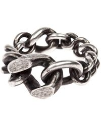 Werkstatt:münchen - Mixed Chain Ring - Lyst