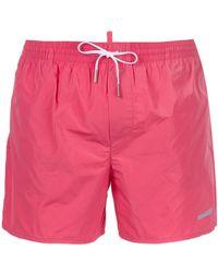 DSquared² - Icon Swim Shorts - Lyst