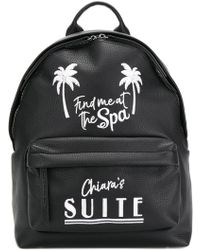 Chiara Ferragni - Find Me At The Spa Backpack - Lyst