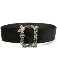 Twin Set - Crystal-embellished Belt - Lyst