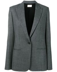 The Row - Classic Buttoned Blazer - Lyst