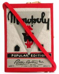 Olympia Le-Tan - Monopoly Crossbody Bag - Lyst
