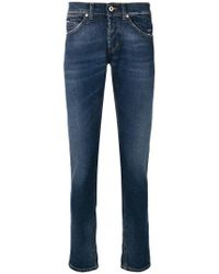 Dondup - Skinny Fit Jeans - Lyst