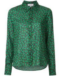 Calvin Klein - Floral Shirt - Lyst