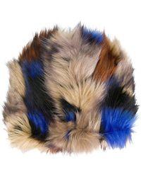 Faliero Sarti - Fuzzy Beanie - Lyst