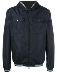 Moncler - Jeanclaude Hooded Jacket - Lyst