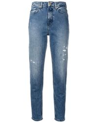 Tommy Hilfiger - Icons Mom Jeans - Lyst