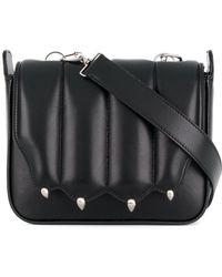 Marco De Vincenzo - Paw Detail Shoulder Bag - Lyst