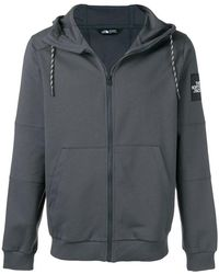 The North Face - Zipped Hoodie - Lyst