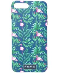 Fefe - Flamingo Iphone 8 Plus Cover - Lyst