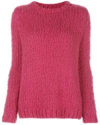 Gabriela Hearst - Knitted Jumper - Lyst