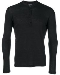 Majestic Filatures - Button Up Jumper - Lyst