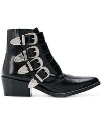 Toga - Aj006 Ankle Boots - Lyst