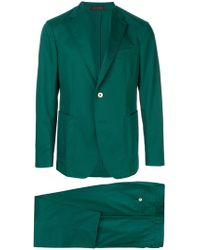 The Gigi - Relaxed Fit Two Piece Suit - Lyst