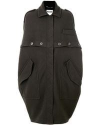 Moschino - Oversized Trench - Lyst