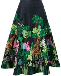 Manish Arora - Safari Embellished Full Skirt - Lyst