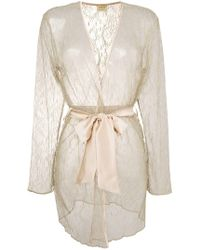 Myla - Lace Night Gown - Lyst