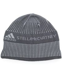adidas By Stella McCartney - Run Logo Beanie Hat - Lyst