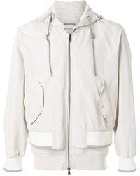 Wooyoungmi - Hooded Jacket - Lyst