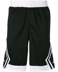 Nike - Colour-block Track Shorts - Lyst