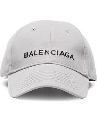 Balenciaga - Casquette à Logo - Lyst