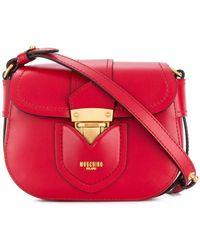 Moschino | Mini Buckled Shoulder Bag | Lyst
