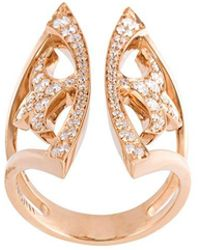 Anapsara - 'knight Kiss' Ring - Lyst