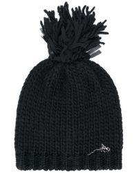 Patrizia Pepe - Knitted Beanie - Lyst
