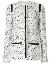 Giambattista Valli - Tweed Jacket - Lyst